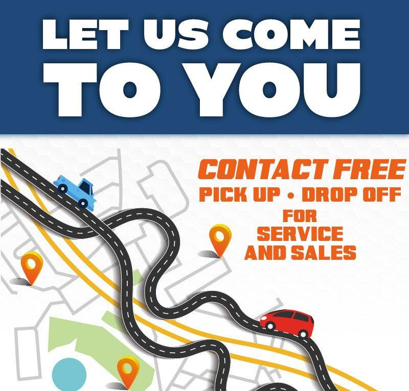 We'll Come To You at Courtesy Chrysler Dodge Jeep Ram in 125 Glendeer Circle S.E.