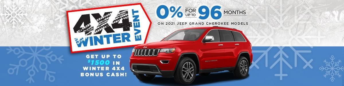 Jeep Discount Offers at Courtesy Chrysler Dodge Jeep Ram in Calgary